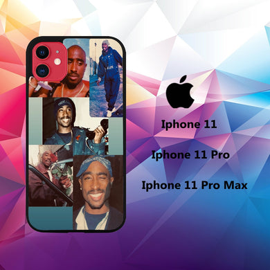 coque iphone 11 pro max case B0383 tupac wallpaper iphone 98vY8