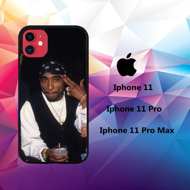 coque iphone 11 pro max case B8598 tupac wallpaper iphone 98iE1