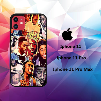 coque iphone 11 pro max case H8424 tupac wallpaper iphone 98lP5