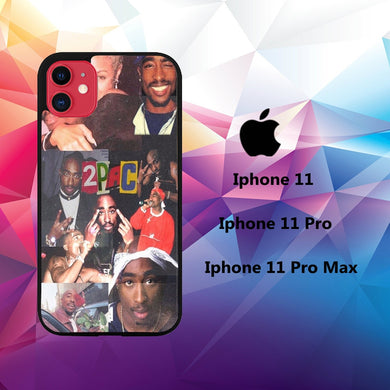 coque iphone 11 pro max case I8762 tupac wallpaper iphone 98nW1