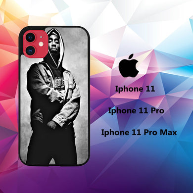 coque iphone 11 pro max case M7916 tupac wallpaper iphone 98mU2