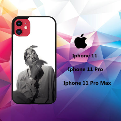 coque iphone 11 pro max case Y8475 tupac wallpaper iphone 98cJ7