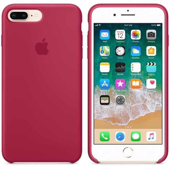 coque 20apple 20pour 20iphone 206 20silicone 20rouge 836ygm 700x
