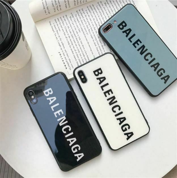 coque balenciaga iphone xs max