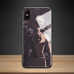 coque black clover iphone xr