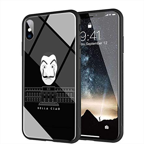 coque casa de papel iphone xr