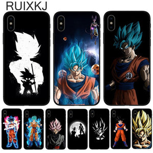 coque dbz iphone xs max