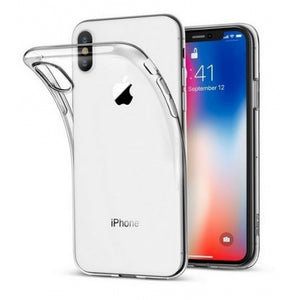coque en silicone transparent iphone xr