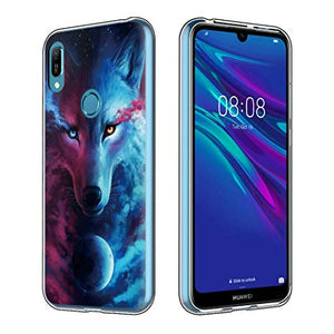 coque huawei y6 2019 fille