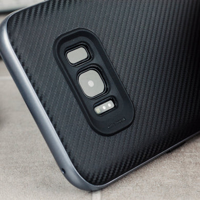 coque galaxy s8 carbon