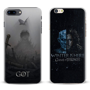 coque iphone 8 game of thrones saison 5