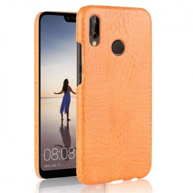 coque huawei p20 orange