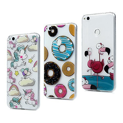 coque huawei p8 lite 2017 donuts