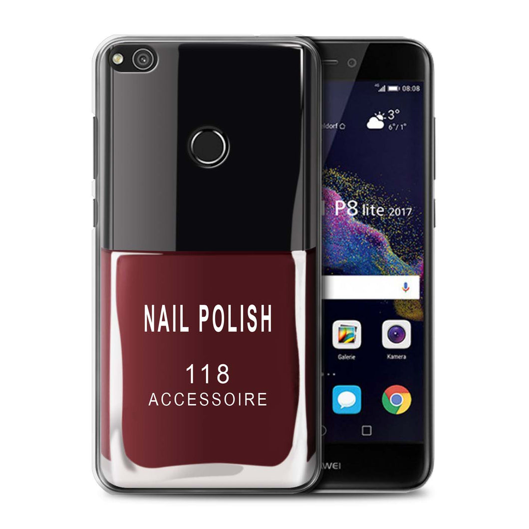 coque huawei p8 lite 2017 maquillage
