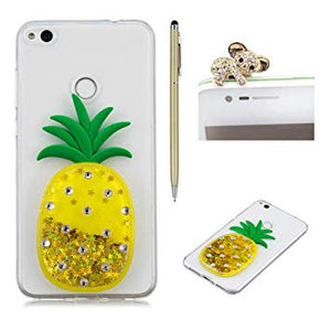 coque huawei p9 lite silicone ananas