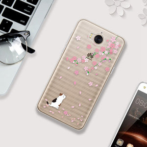 coque huawei y6 2017 iphone
