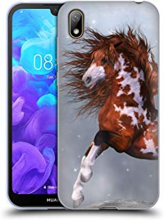 coque huawei y6 2019 cheval