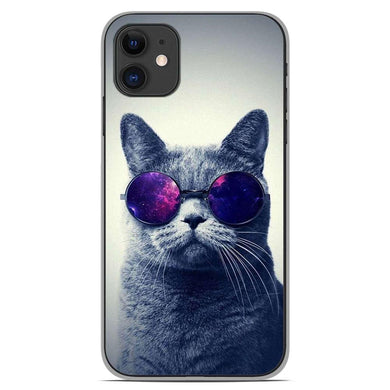 coque iphone 11 motif chat
