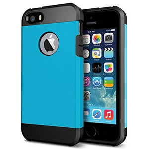 coque iphone 4 bleu