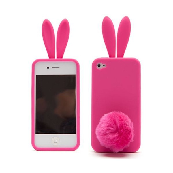 coque iphone 4 rose