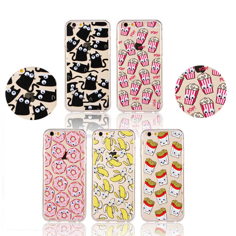 coque iphone 6 3d banane