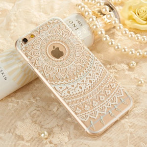coque iphone 6 motif mandala