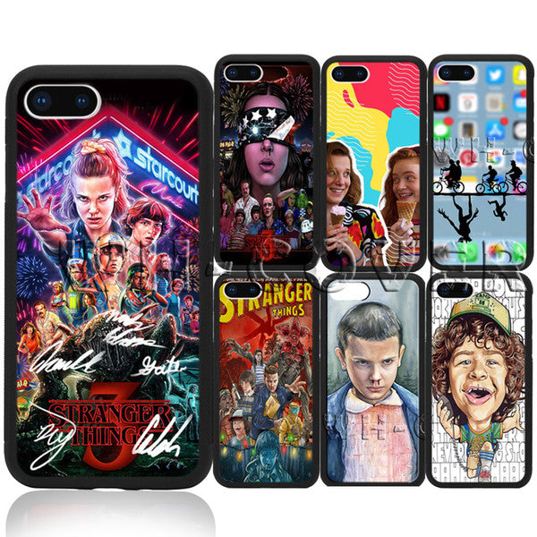 coque iphone 8 stranger things 3