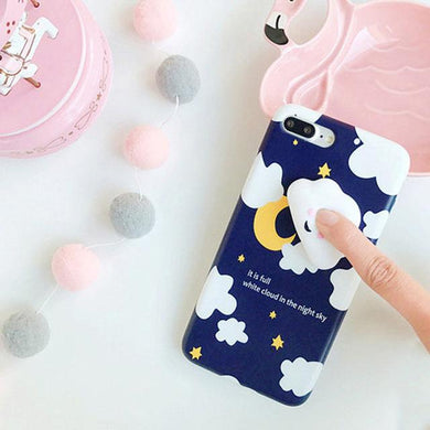 coque iphone 6 with squishy