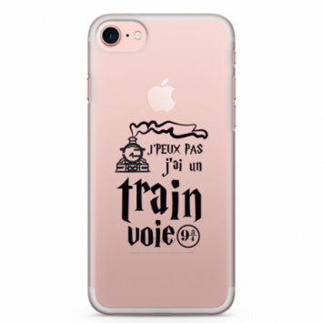coque iphone 7 9 3/4