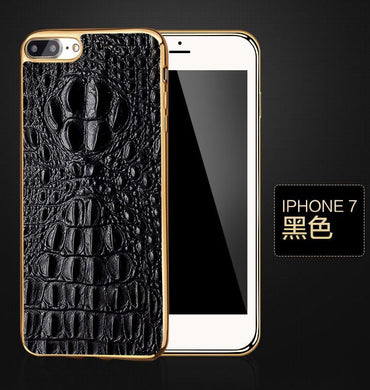 coque iphone 7 plus croco