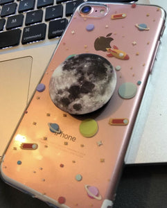 coque iphone 7 plus popsocket