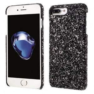 coque iphone 7 strass noir