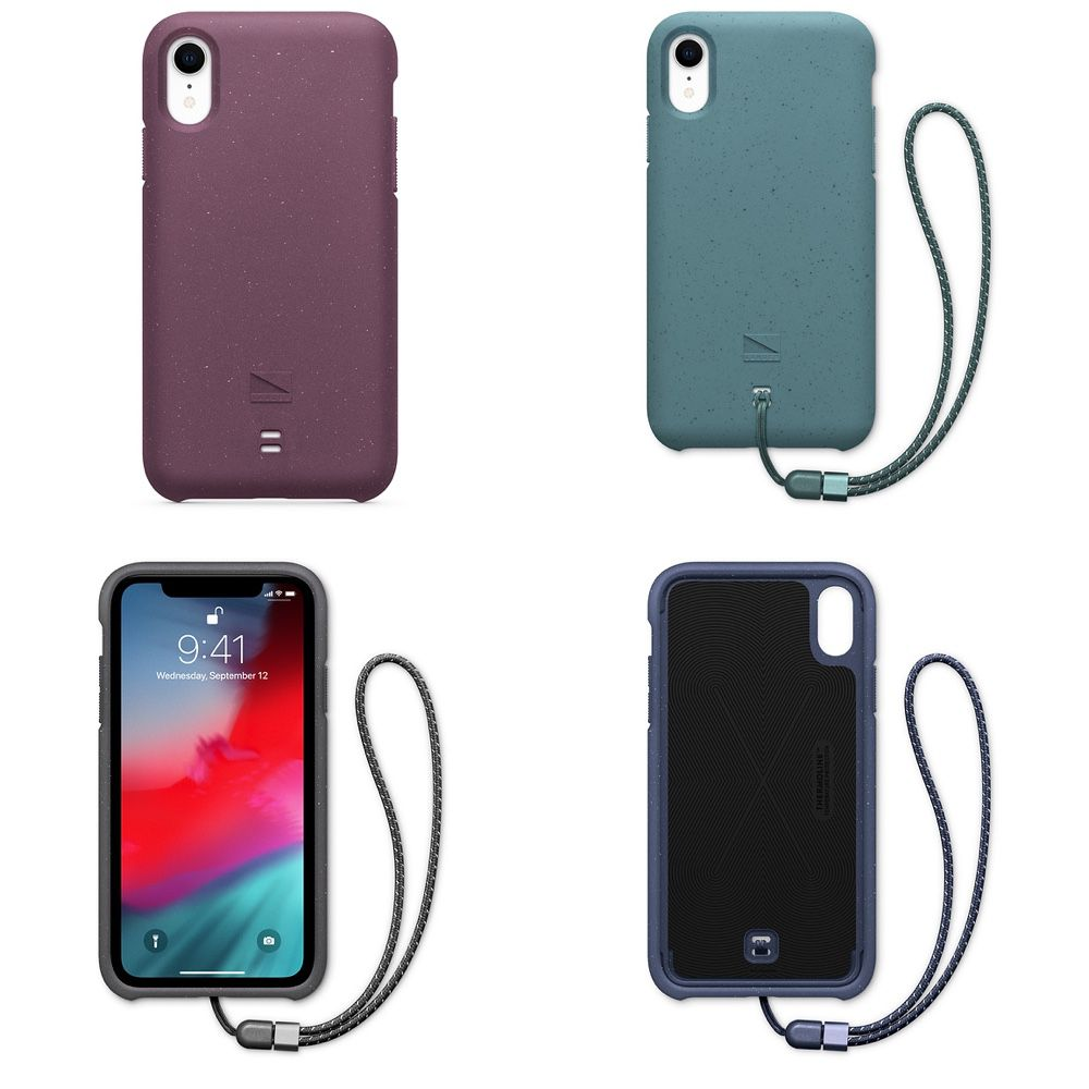 coque iphone xr avec dragonne