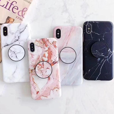 coque iphone xr avec popsocket