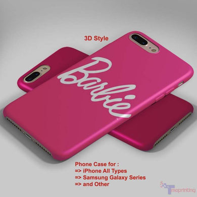 coque iphone xr barbie