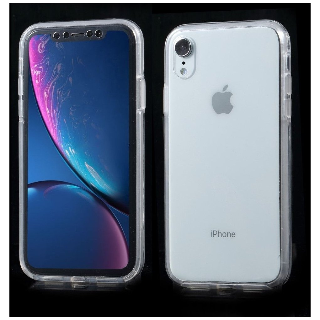 coque iphone xr integrale silicone