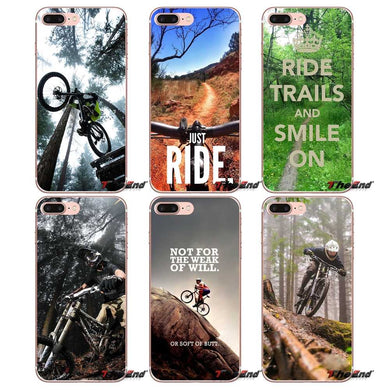 coque iphone xr mountain bike