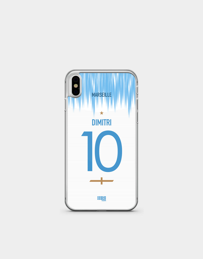 coque iphone xr olympique de marseille