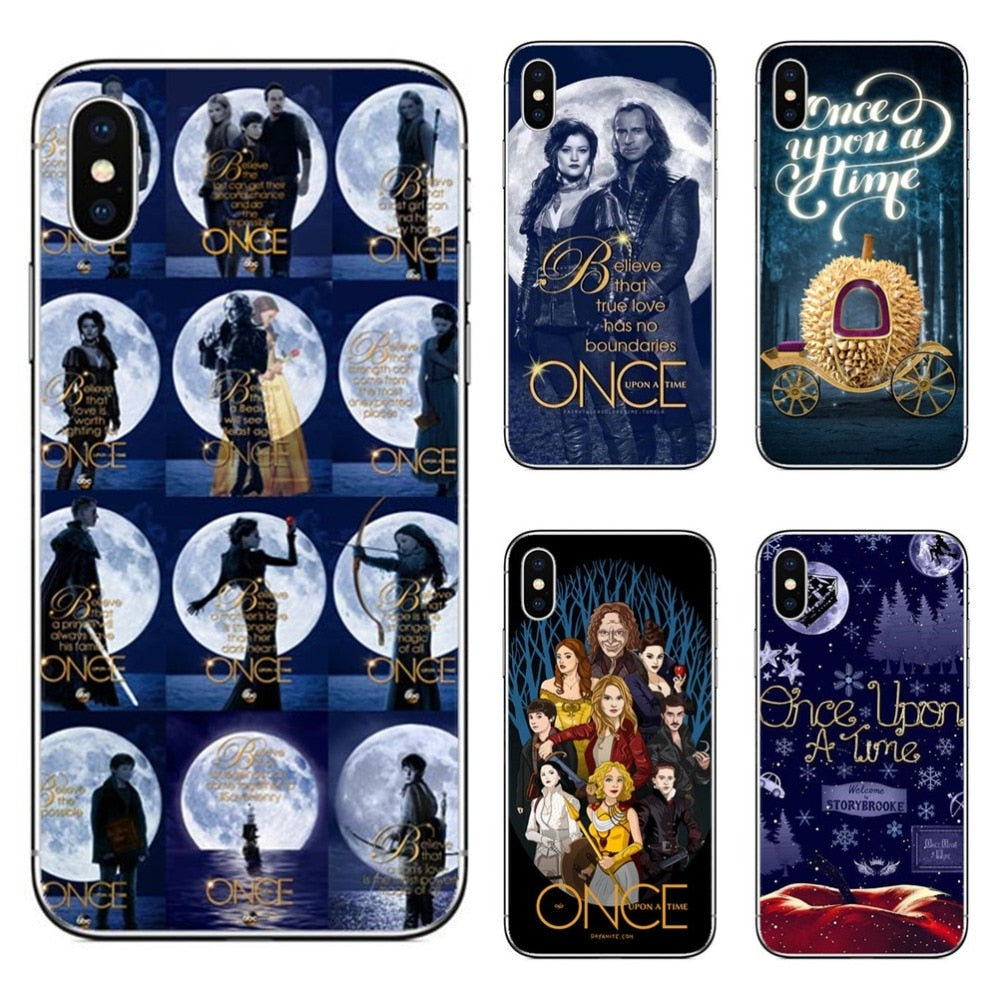 coque iphone 8 once upon a time