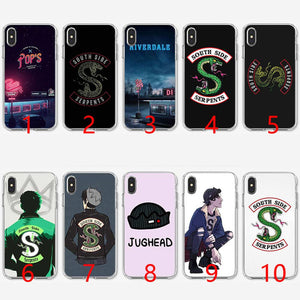 Coque iphone xr riverdale
