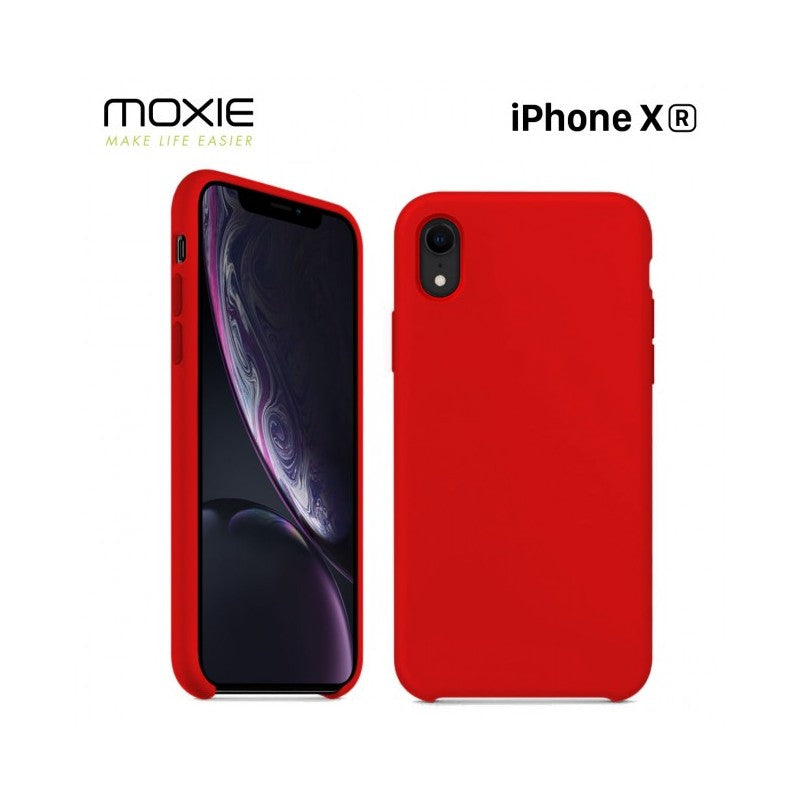 coque iphone xr roige