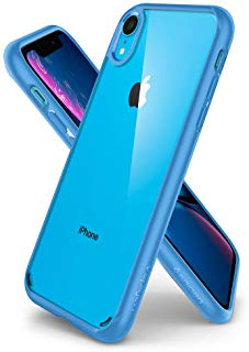 coque iphone xr silicone bleu marine