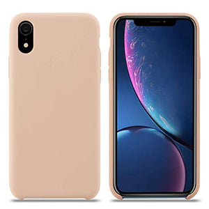 coque iphone xr silicone fine