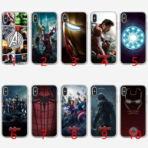 coque iphone xr silicone marvel