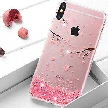 coque iphone xr souple strass