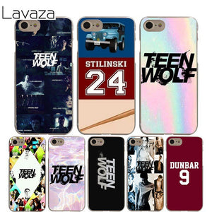 coque iphone xr teen wolf