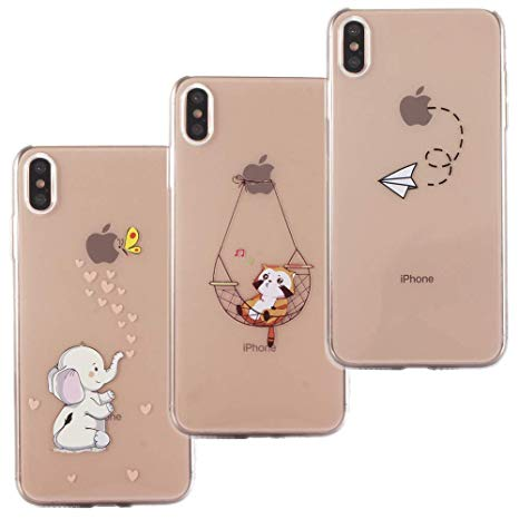 coque iphone xr transparente motif chat