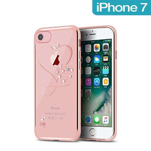 coque iphone xr transparente motif pomme