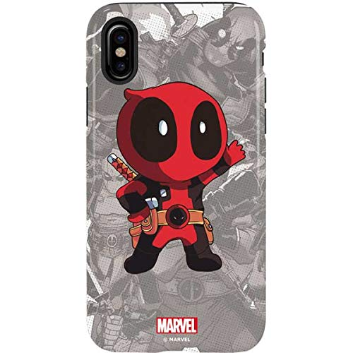 coque iphone xs deadpool