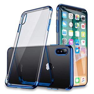 coque iphone xs max chrome